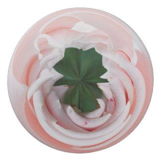 Pink Rose Orb Eraser