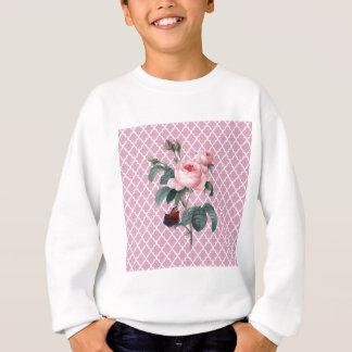 Pink Rose Orient Sweatshirt