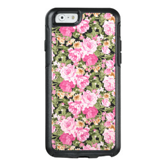 Pink Rose pattern iPhone 6/6s case