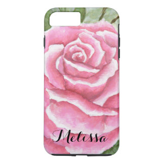 Pink Rose Phone iPhone 7 Plus Cases
