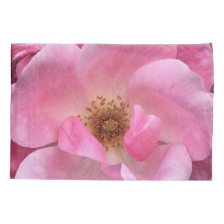 Pink Rose Pillowcase