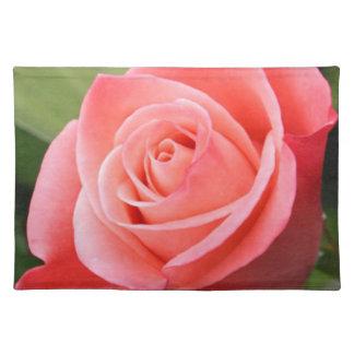 Pink Rose Placemat