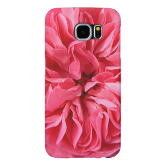 Pink Rose Samsung Galaxy S6 Cases