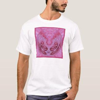 Pink Rose Sphere T-Shirt