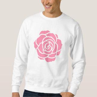 Pink Rose Sweatshirt