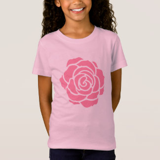 Pink Rose T-Shirt (Child)