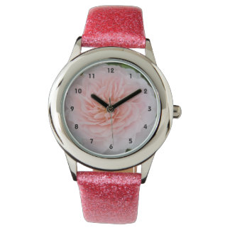 Pink Rose Watches