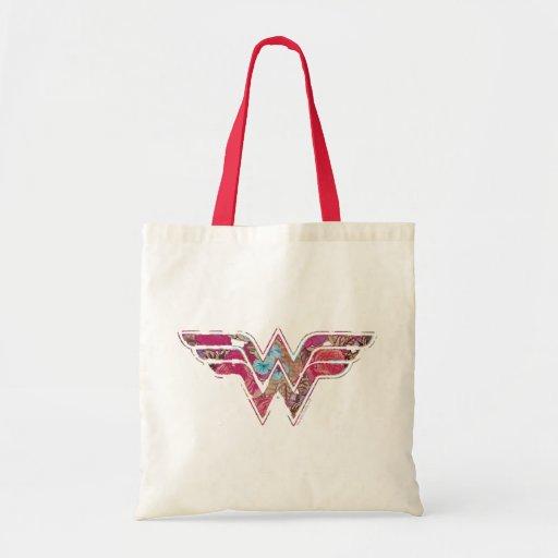 Pink Rose WW Tote Bag
