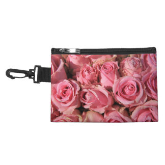 Pink roses by Therosegarden Accessories Bags