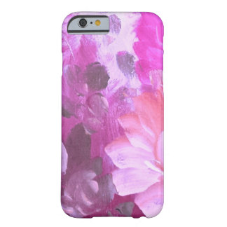 Pink Roses Flowers Vintage Art iPhone Case