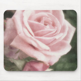 Pink Roses in Anzures 2 Nostalgic Mouse Pad