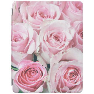 Pink Roses iPad 2/3/4 Cover iPad Cover