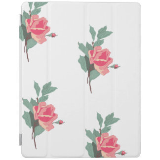 Pink Roses iPad Cover