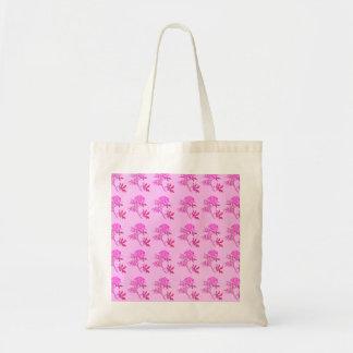 Pink Roses pattern Bag