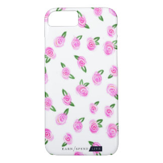 Pink Roses Phone Case
