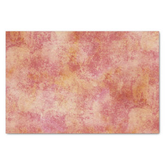 Pink Rustic Texture Tissue Paper