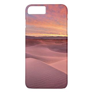 Pink sand dunes, Death Valley, CA iPhone 8 Plus/7 Plus Case