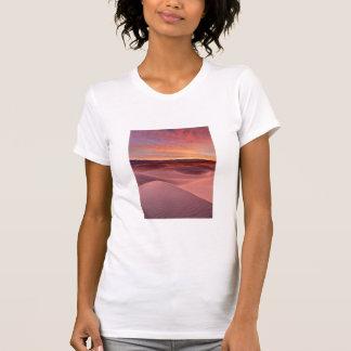 Pink sand dunes, Death Valley, CA T-Shirt