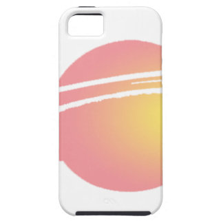 Pink Saturn iPhone 5 Cases