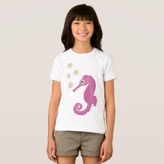 Pink seahorse T-Shirt