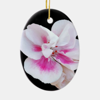 Pink Shades Ceramic Ornament