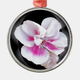 Pink Shades Metal Ornament