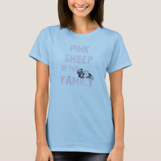Pink Sheep EDUN LIVE Eve Ladies Organic Essent T-Shirt