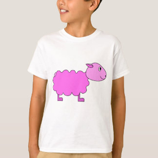 Pink Sheep. T-Shirt