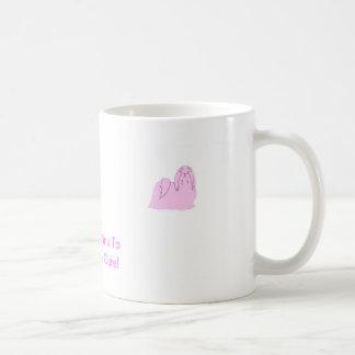 Pink Shih Tzu Mugs