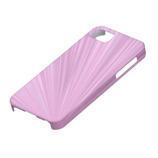Pink Shine Background iPhone 5 Cover