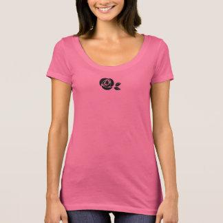 Pink short sleve t-shirt