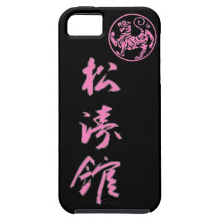Pink Shotokan Phone Case
