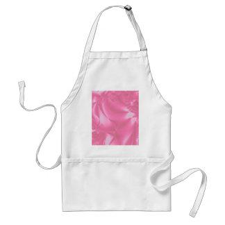 Pink Silk Sheets Standard Apron