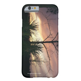 Pink skies cell phone case