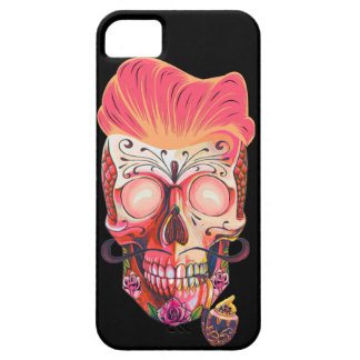 pink skull case for the iPhone 5