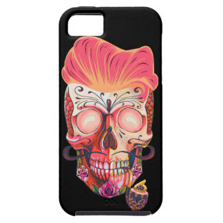 pink skull tough iPhone 5 case