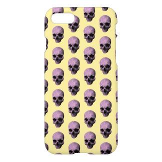 Pink Skulls iPhone 7 Case