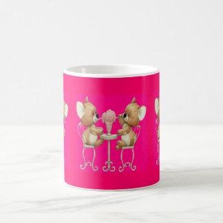 Pink Sky and Ice Cream Mug