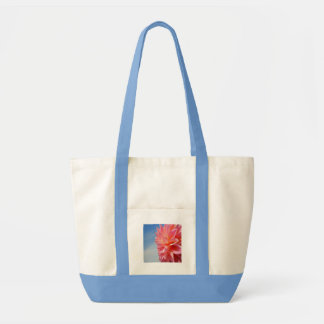 Pink Sky Tote Bags