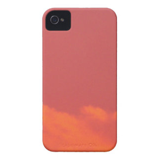 Pink Sky iPhone 4 Case