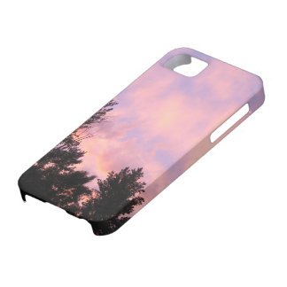 Pink Sky iPhone 5 Cover