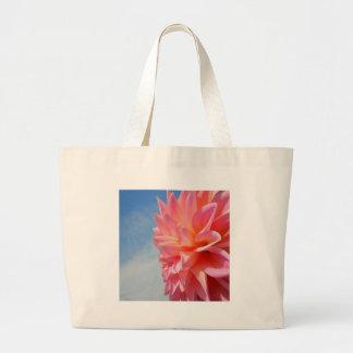 Pink Sky Jumbo Tote Bag
