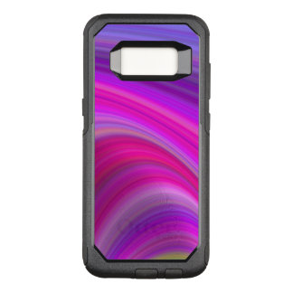 Pink sky OtterBox commuter samsung galaxy s8 case