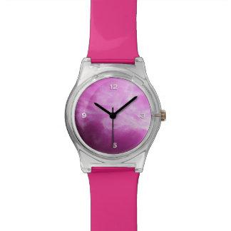 Pink Smoke Watch