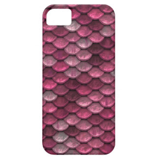 Pink Snakeskin Background iPhone 5 Covers