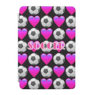 Pink Soccer Emoji iPad mini Smart Cover iPad Mini Cover