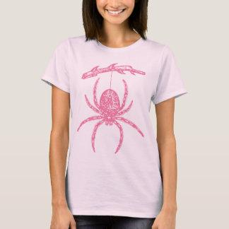 Pink Spider T-Shirt