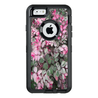 Pink Splash Apple iPhone 6/6s Defender Series Case