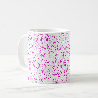 Pink Spotted Mug