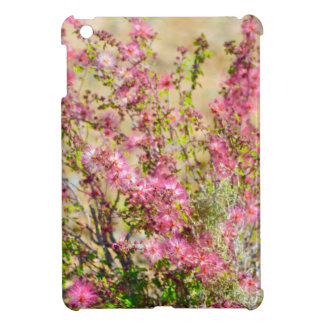 Pink Spray iPad Mini Cover